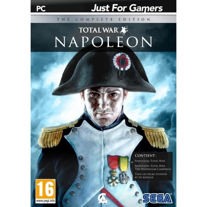 Napoleon Total War The Complete Edition Jeu PC