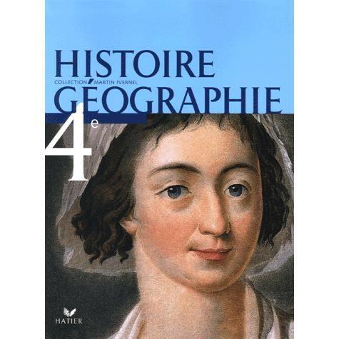 Histoire Geographie 4eme Livre De L Eleve