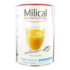 Milical 12 Crèmes Minceur Hyperprotéinées - Saveur