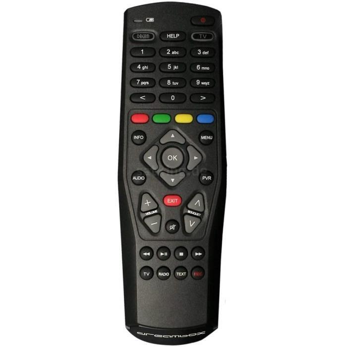 Dream Multimedia Télécommande pour dreambox DM 500HD 7020HD 800SE 8000 237