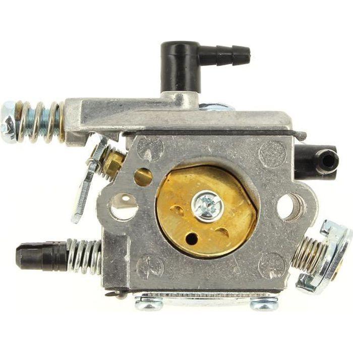 Carburateur jinkke 16 mm pour Tronconneuse Hyundai, Tronconneuse Racing, Tronconneuse Sanli, Tronconneuse Tck garden, Tronconneuse