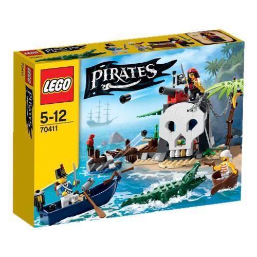 LEGO Pirates 70411 L'Île au Trésor