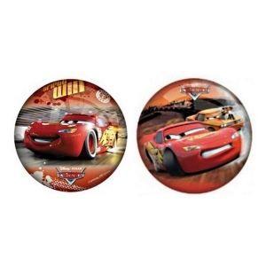 1 BALLON CARS 2 MODELES ROUGE 14 CM PLAGE JEUX …