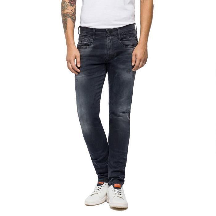 Vêtements Homme Pantalons Replay Hyperflex Anbass L32