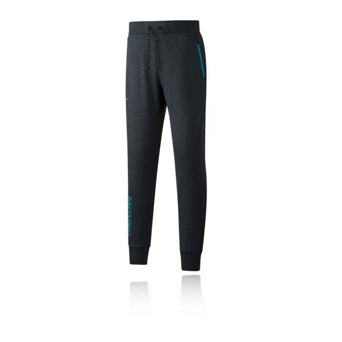 Mizuno Hommes Heritage Rib Pantalon De Survêtement