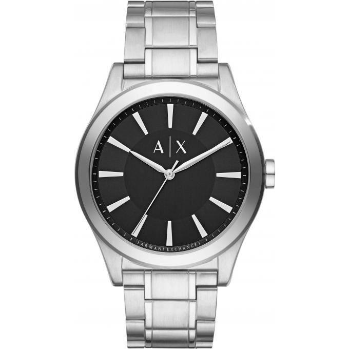 PENDENTIF VENDU SEUL montre armani exchange ax2320 - montre cadran noir