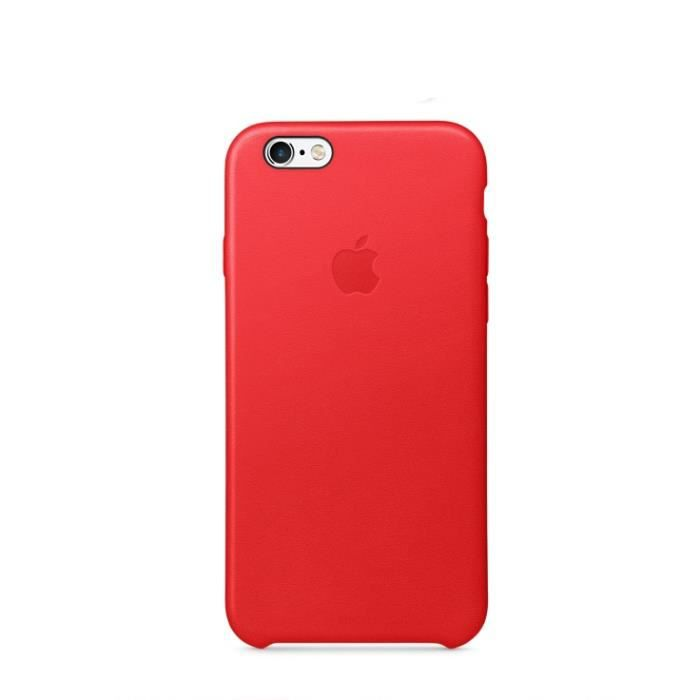 coque iphone 6 rouge achat vente coque iphone 6 rouge pas cher les soldes sur cdiscount. Black Bedroom Furniture Sets. Home Design Ideas
