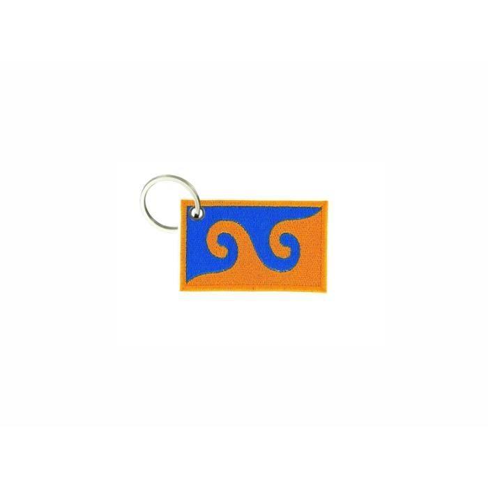 Porte cle cles clef brode patch ecusson badge drapeau suisse swiss