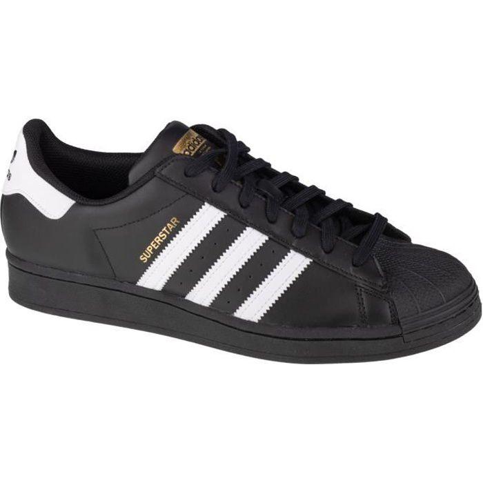 adidas Superstar EG4959, Homme, Noir, sneakers