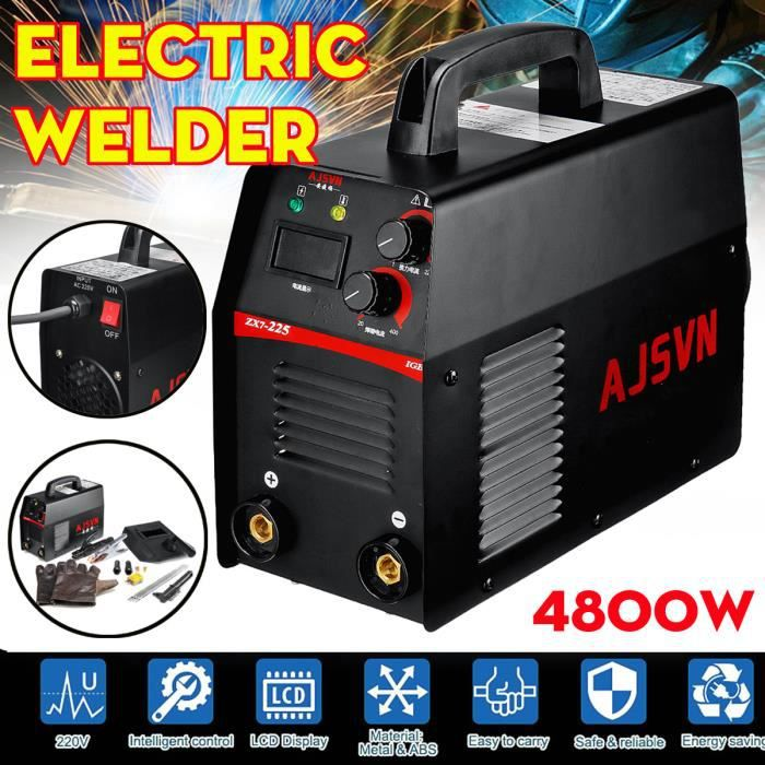 MMA MIG MAG FCAW ARC inverter inverted welder 230A MIG TIG MAG
