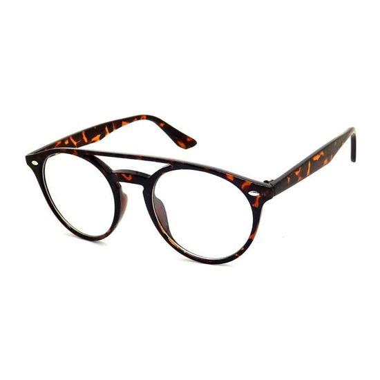 lunette de vue ronde ray ban homme