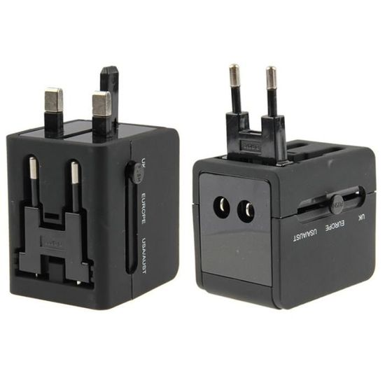 cdiscount chargeur double prise usb