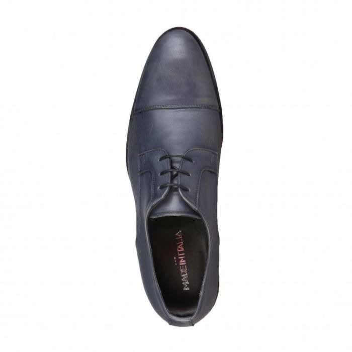 Moliere - Made in Italia - Chaussures à lacets pour Homme gris Made in Italia