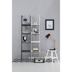 etagere murale echelle achat vente etagere murale echelle pas cher cdiscount. Black Bedroom Furniture Sets. Home Design Ideas