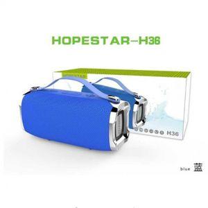ENCEINTE NOMADE Style Portable Enceinte blue Electronique Icoque B