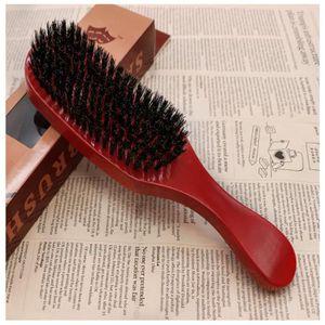 BROSSE - PEIGNE Vague Curl POILS Brosse Cheveux en bois Peigne che