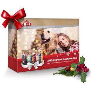 FRIANDISE 8in1 Calendrier de l'Avent pour chiens - Assortime