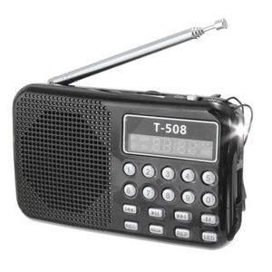 radio portable avec preselection achat vente radio portable avec preselection pas cher. Black Bedroom Furniture Sets. Home Design Ideas