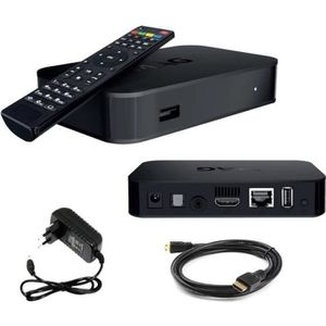 BOX MULTIMEDIA MAG 322w1 Décodeur IPTV Multimédia Set Top Box TV