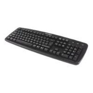 CLAVIER D'ORDINATEUR Kensington ValuKeyboard - Clavier - PS/2, USB - p…