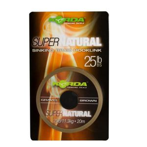 5 Carp Cheveux Rigs Taille 10 To Korda Supernatural tresse