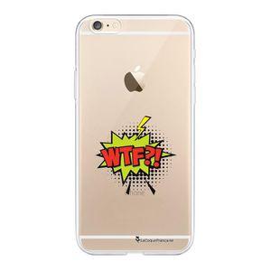 Coque iphone 6s wtf