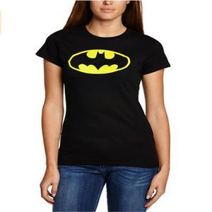 T-SHIRT Batman - Logo (Womens) - T-shirt - Col ras du cou