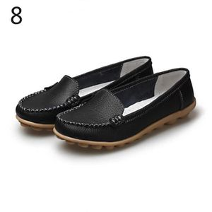 MOCASSIN doug chaussures femmes solide confortable 8