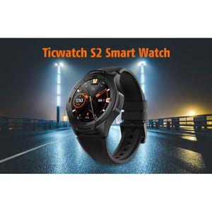 MONTRE CONNECTÉE Montre Connectée Xiaomi Ticwatch S2 Bracelet Conne