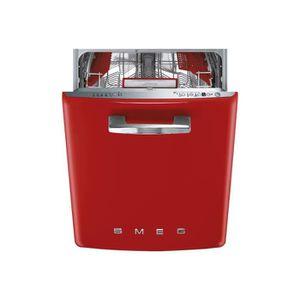 LAVE-VAISSELLE Smeg 50's Style ST2FABRD Lave-vaisselle intégrable
