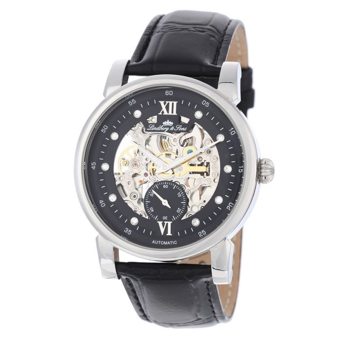 MONTRE BRACELET LINDBERG & SONS Montre Automatique CO5590412 Homme