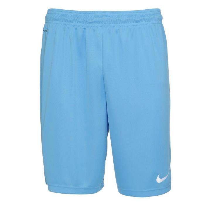 NIKE Short Park II knit - Bleu clair