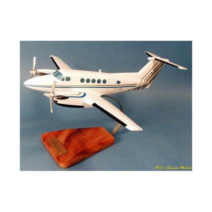 maquette avion - Beech 200 King Air