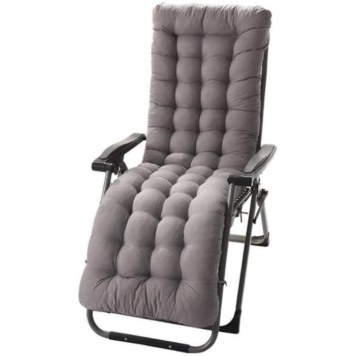 Coussin de Chaise Coussin de Chaise inclinable eacutepais Coussin de Chaise de Douceur Durable Coussin de Chaise de Jardin B[274]