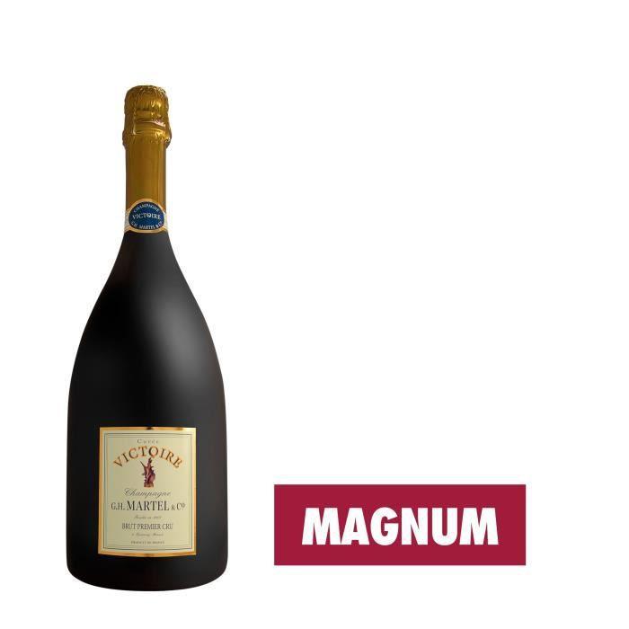 Champagne G.H. Martel Victoire Premier Cru Brut - Magnum 1,5L