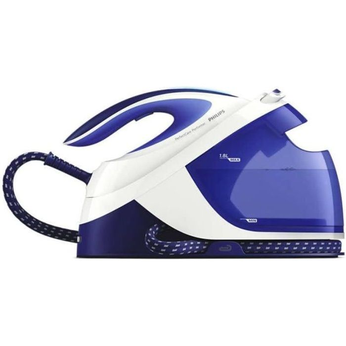 PHILIPS Centrale vapeur SteamGlide GC8702/30 Perfectcare performer