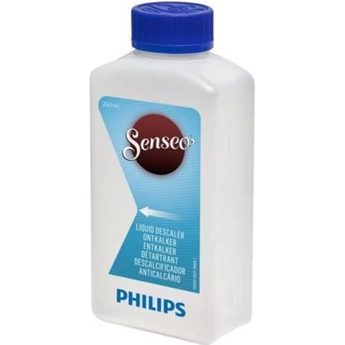 Philips CA6520/00 Détartrant 250ml pour machine à café SENSEO