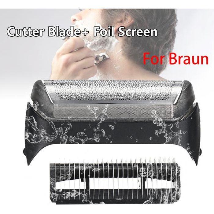 TEMPSA Grille de rechange tête de rasage rasoir Pour BRAUN 10B Series 1 190 180 170