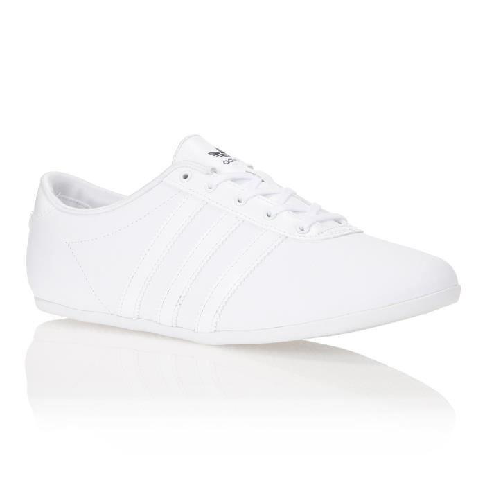 ADIDAS ORIGINALS Baskets Nuline W Femme Blanc - Achat ...