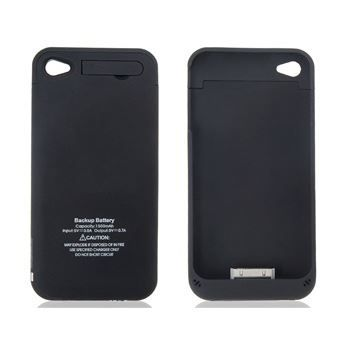 coque batterie pour iphone 4s achat vente coque batterie pour iphone cdiscount. Black Bedroom Furniture Sets. Home Design Ideas