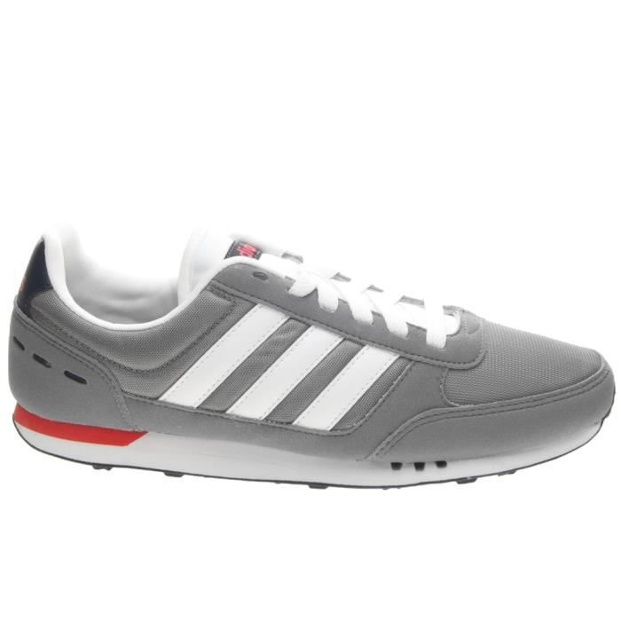 Chaussures Adidas Neo City Racer F99332