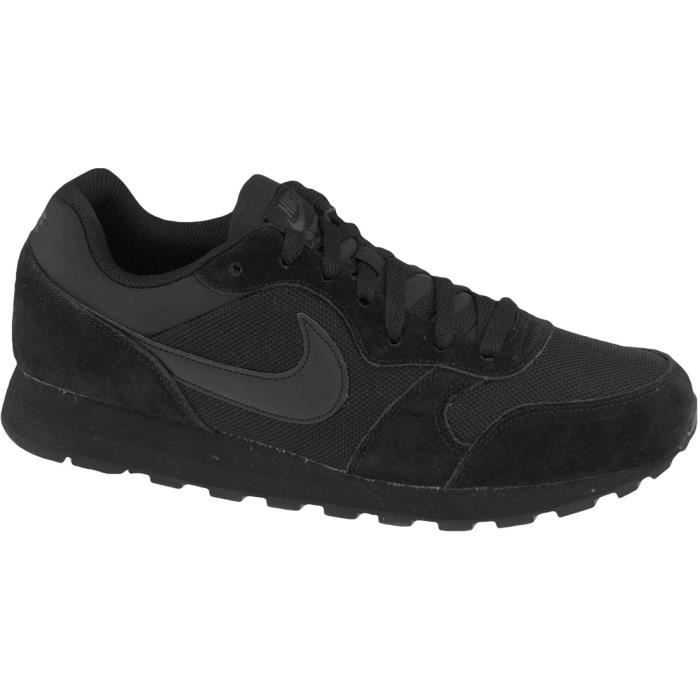 huge selection of 1d3b3 144f0 BASKET Nike MD Runner 2 749794-002 Homme Baskets Noir