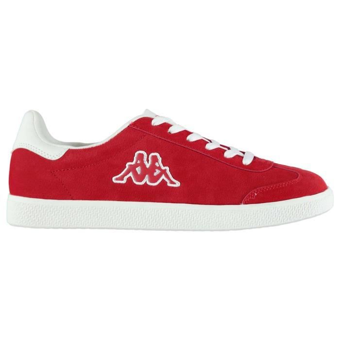 Chaussures Kappa Trust Rouge Rouge Achat Vente basket