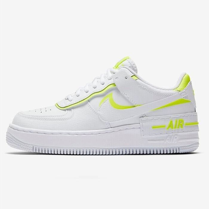 Air Force 1 Shadow CI0919-104 Chaussures pour Femme Jaune ...