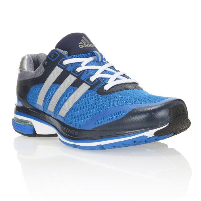 adidas chaussures de running snova glide 5 homme prix pas cher cdiscount. Black Bedroom Furniture Sets. Home Design Ideas