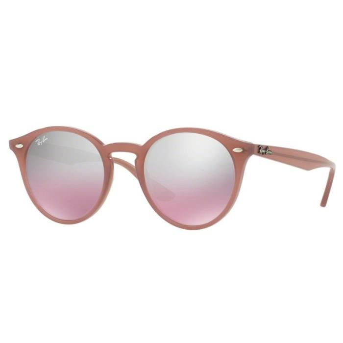 lunettes soleil ray ban femme rose