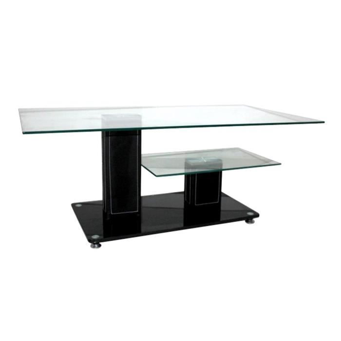 TABLE BASSE Table basse Willou Noire