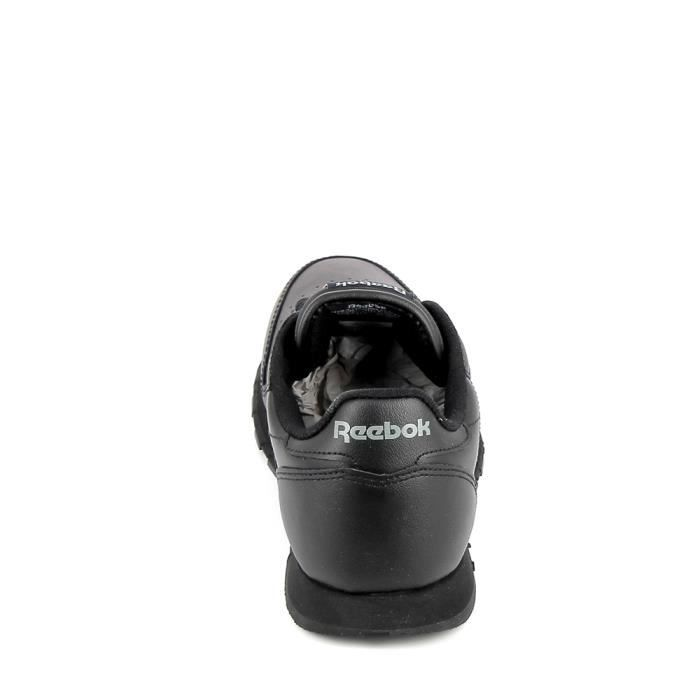 REEBOK Classic Leather Jr Noir