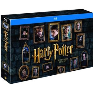BLU-RAY FILM Harry Potter intégrale - Blu - ray