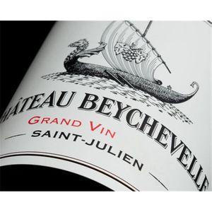 VIN ROUGE Magnum Château Beychevelle - Saint-Julien 2016 4èm
